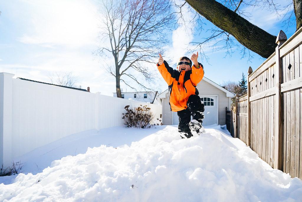 Winter Storm Jonas 2016 Blizzard