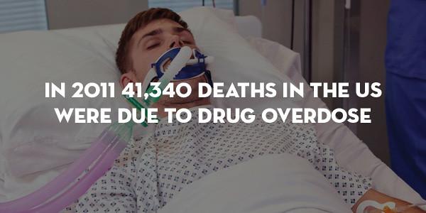 drug overdose stat