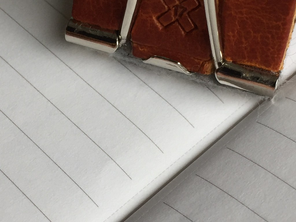 X17 Mind Papers A7 (leather cognac)