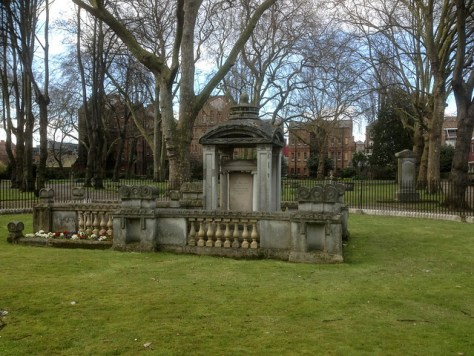 Old St Pancras Church