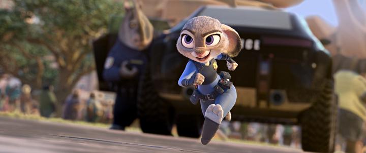 Zootropolis Judy