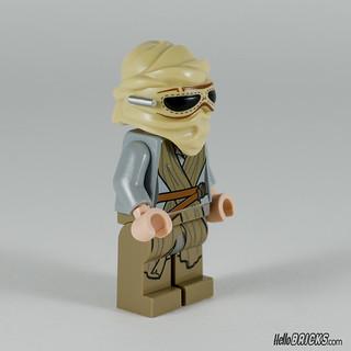 REVIEW LEGO Star Wars 75099 Rey's Speeder 09 - HelloBricks