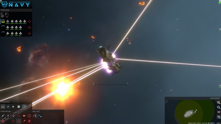 Shallow Space Insurgency Screenshots #3