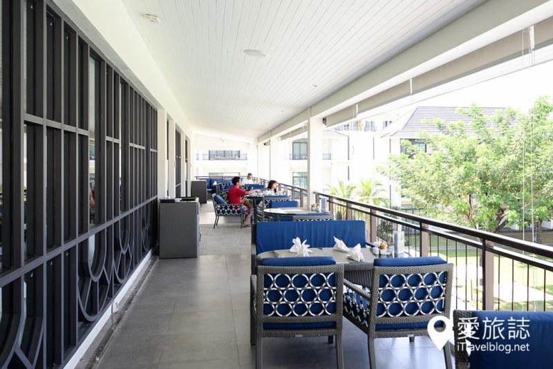 《曼谷酒店推介》U Sathorn Bangkok 沙吞U酒店:保证房间入住使用满24小时的城市度假村(公设与餐点篇)