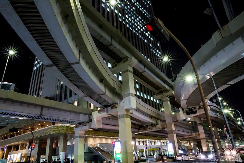 Under the Expressway in Ikebukuro