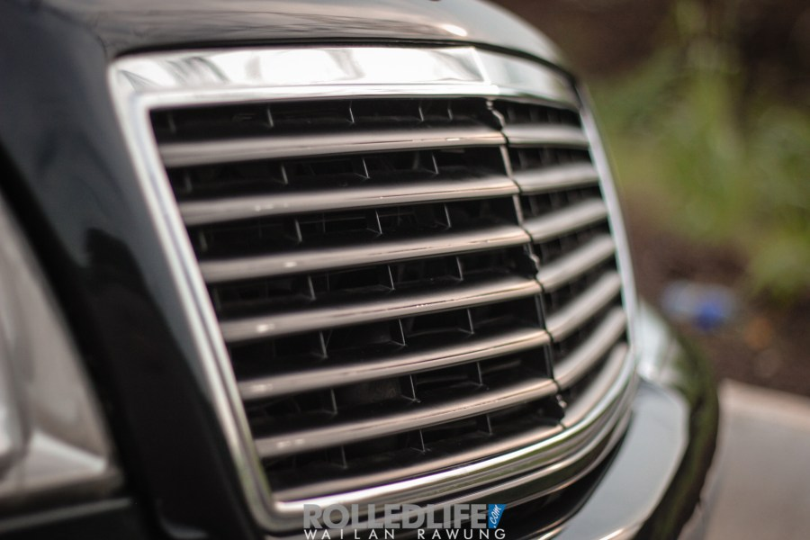 Mercedes Benz W140 S Class-24