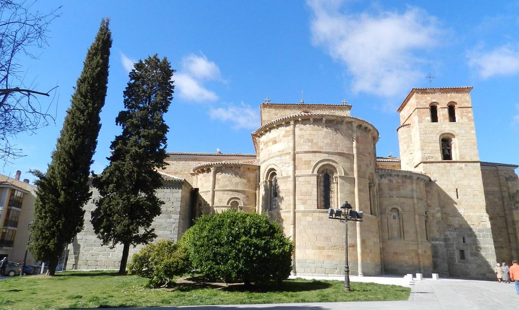 Iglesia de San Pedro Avila 02