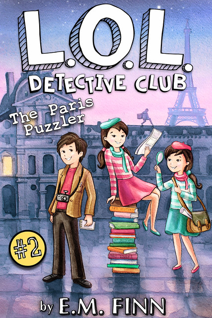 LOL DETECTIVE 2 COVER