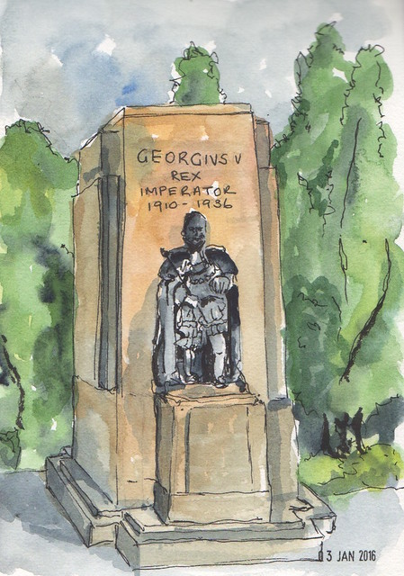 20160113 - king george monument