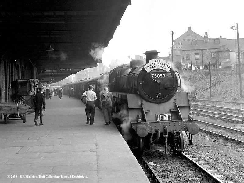 19/06/1960 - Leicester London Road.
