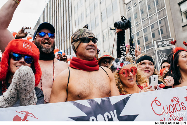 Cupids Undie Run-30