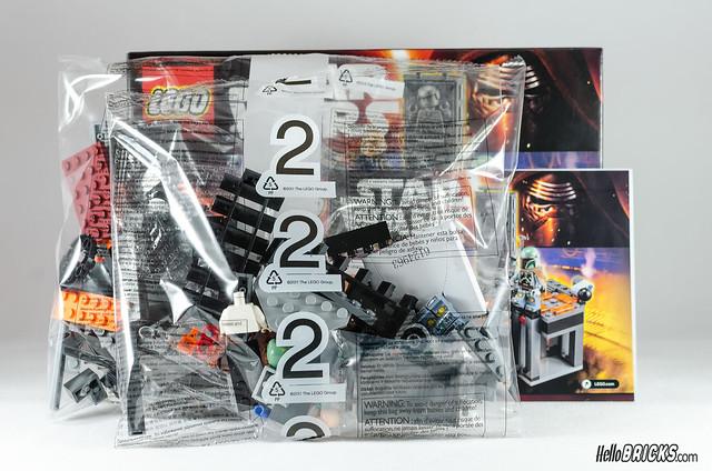 REVIEW LEGO Star Wars 75137 Carbon-Freezing Chamber 03 (HelloBricks)