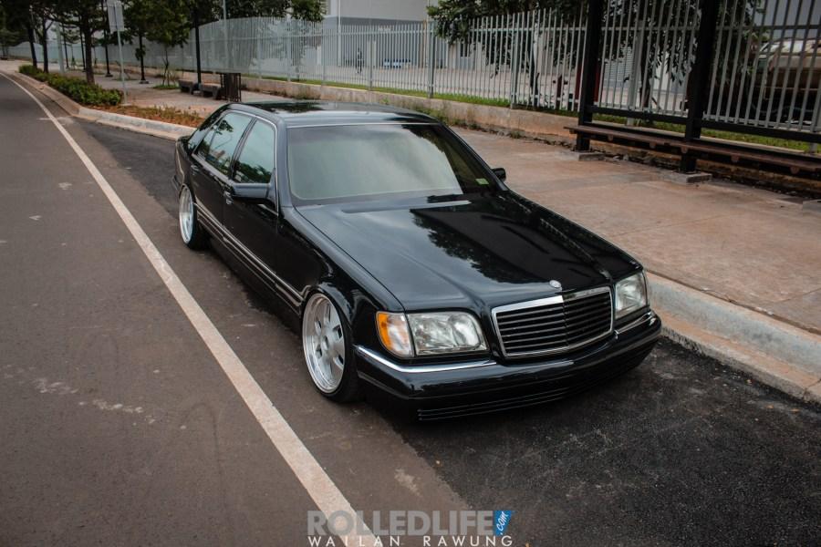 Mercedes Benz W140 S Class-15