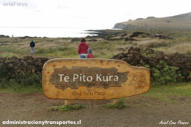 Te Pito Kura - Isla de Pascua