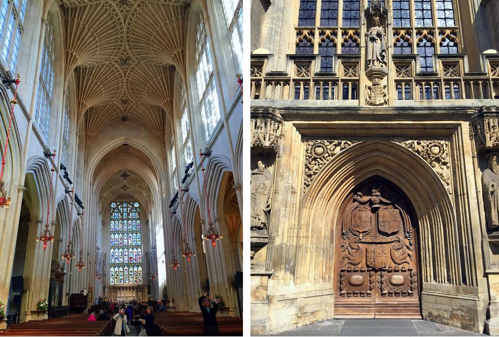 Bath en un día: Abadía de Bath Bath en un día Bath en un día, el SPA de Roma en Inglaterra 24879983320 07d3aaf88a b