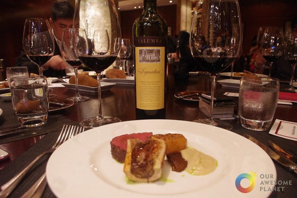 Yalumba Wine Dinner