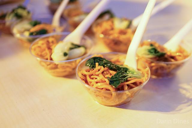 Beijing Noodle No. 9 sichuan spicy noodle
