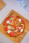 Magherita Pizza, $10.95: Bondi Pizza, Macquarie. Sydney Food Blog Review