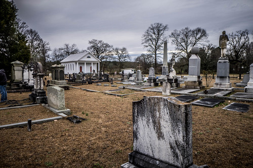 Spann Methodist Church and Cemetery-001