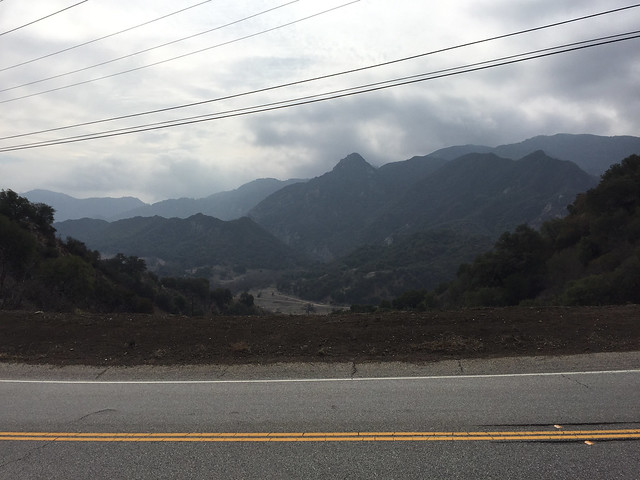 Northridge to Agoura Hills