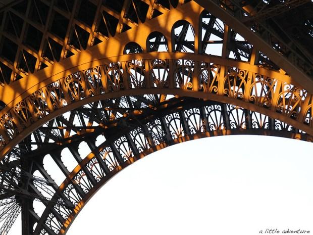 Postcard from Paris @ www.alittleadventure.net