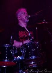 Erosion live at Metal 2 The Masses, Belfast, February 2016