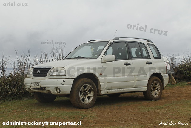 Suzuki Vitara (YF5026) - Isla de Pascua
