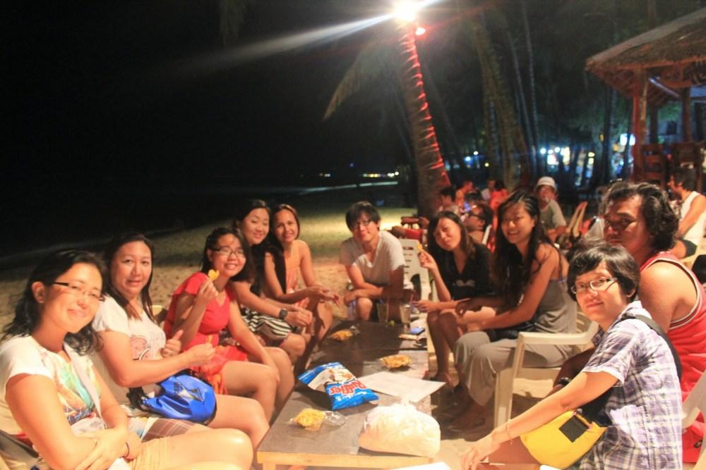 Boracay November 2013 - Happy Hour
