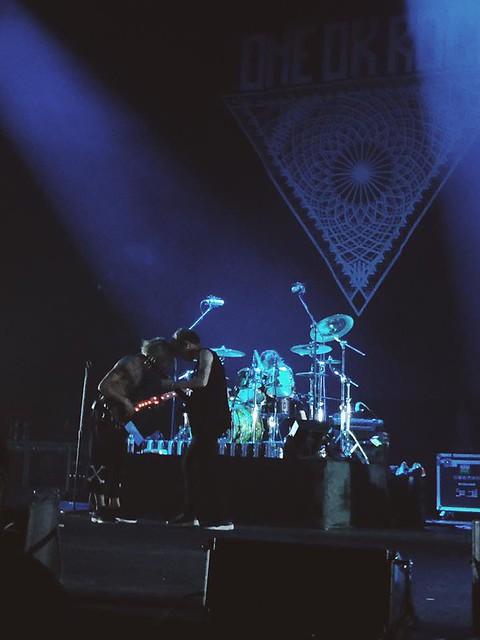 Toru, Ryota and Tomoya on Instrumental