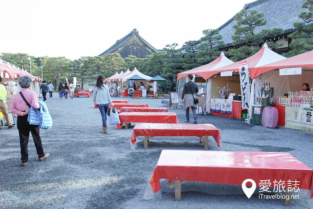 京都赏樱景点 元离宫二条城 44