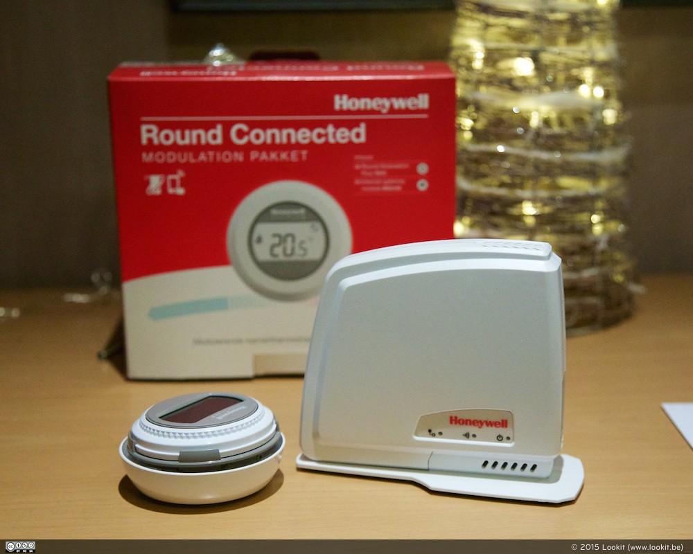 Honeywell Badkamer Verwarming : Honeywell round connected klaar voor de toekomst review