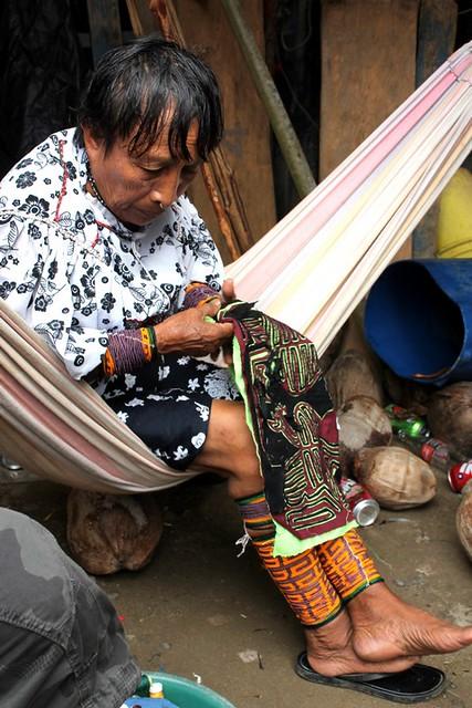 indios kuna yala