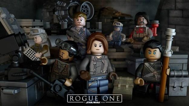 LEGO Star Wars Rogue One Teaser