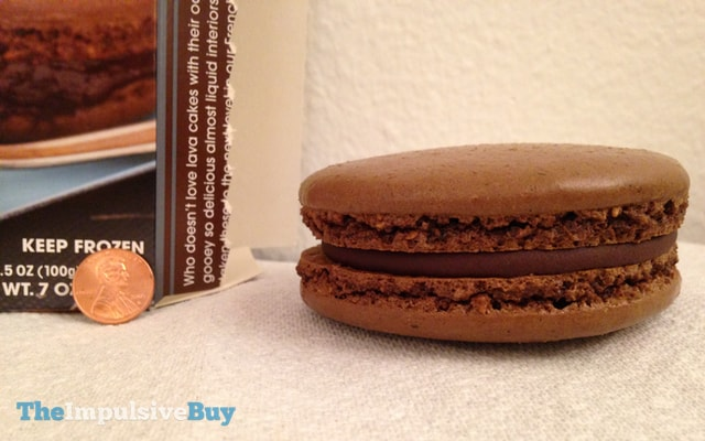 Trader Joe's Molten Chocolate Macarons 2