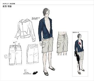 水着衣装DLC3