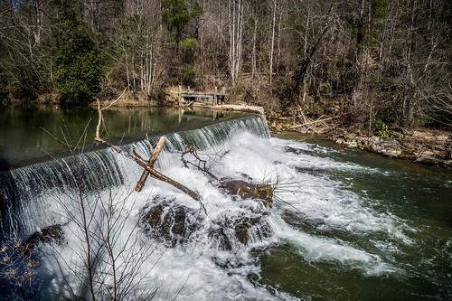 Nora Mill Dam-001