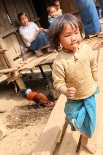 Cute! Lahu child