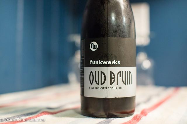 Funkwerks Oud Bruin