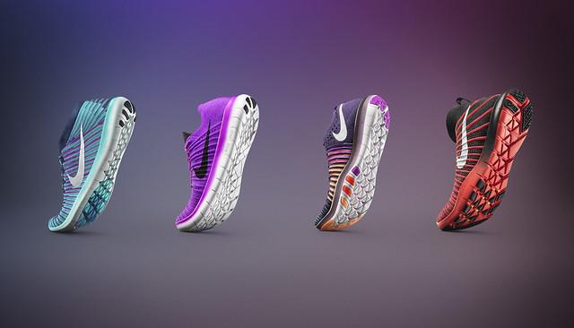 Nike Free Running and Training