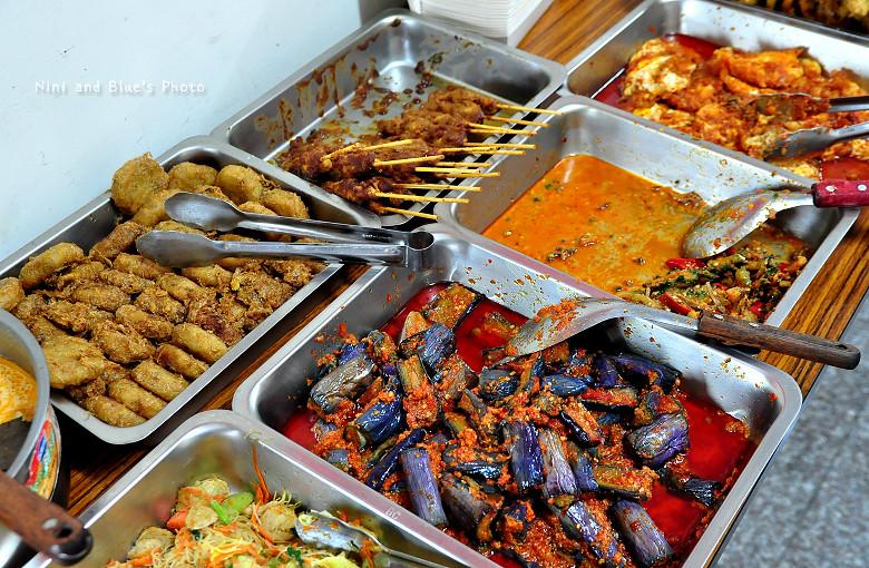 火車站前第一廣場印尼小吃03