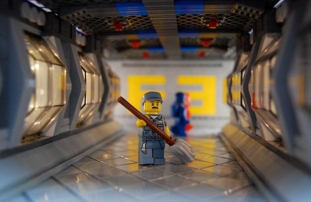 Night Shift - Gemini Base Station, Sector F3