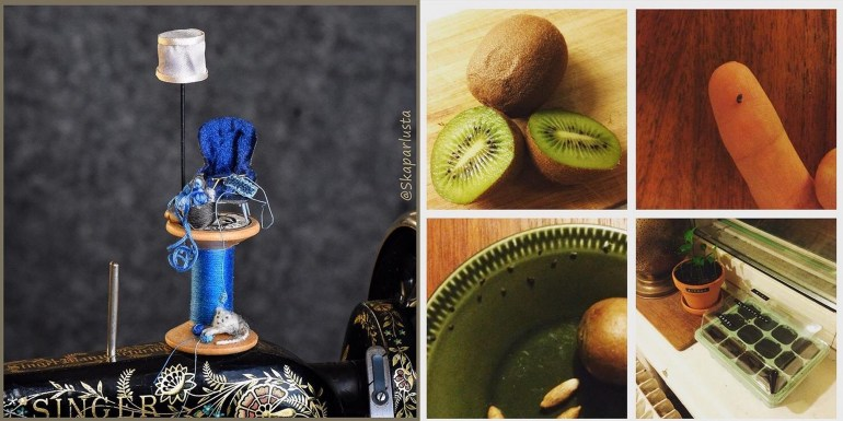 Monthly Makers Miniatyr - Skaparlusta carin.gustafsson