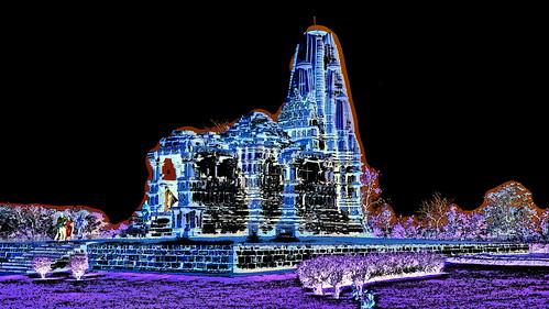 India – Madhya Pradesh – Khajuraho – Khajuraho Group Of Monuments – Jagadambi Temple – 222d