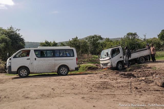 Road to Maasai Mara
