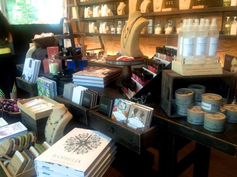 Shop at Meadowood Spa