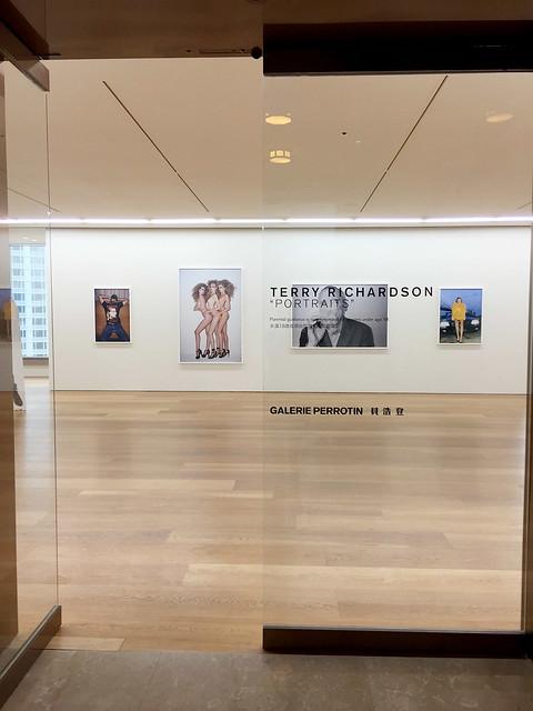 Terry Richardson: PORTRAITS @ Galerie Perrotin Hong Kong.
