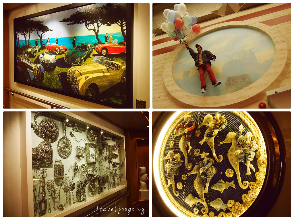 What to do on mariner of the seas - Art Appreciation
