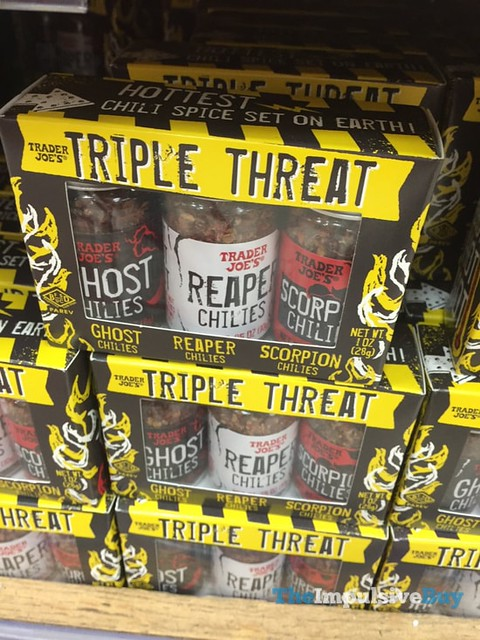 Trader Joe's Triple Threat