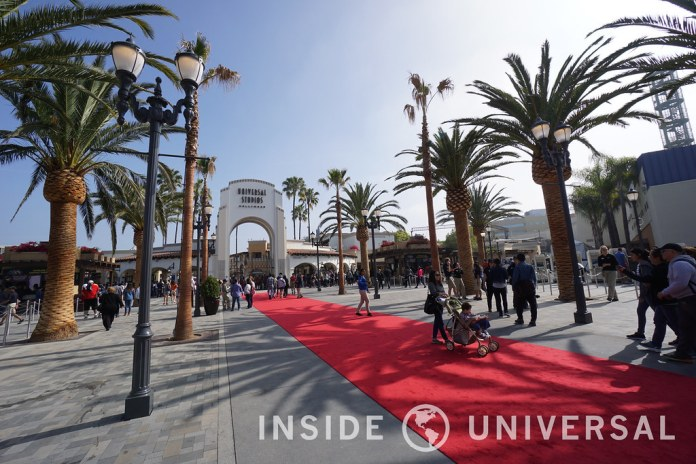 Photo Update: March 20, 2016 - Universal Studios Hollywood - Entrance