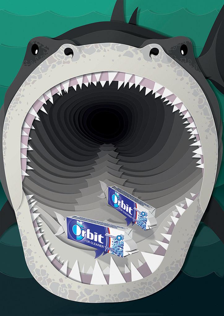 ORBIT_Shark Rev6 - 2 pack animals